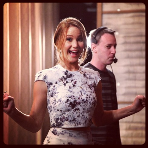 """You're not having fun time if commercials are your favorite part of anything."" - Jennifer Lawrence on Conan 2/5/13"