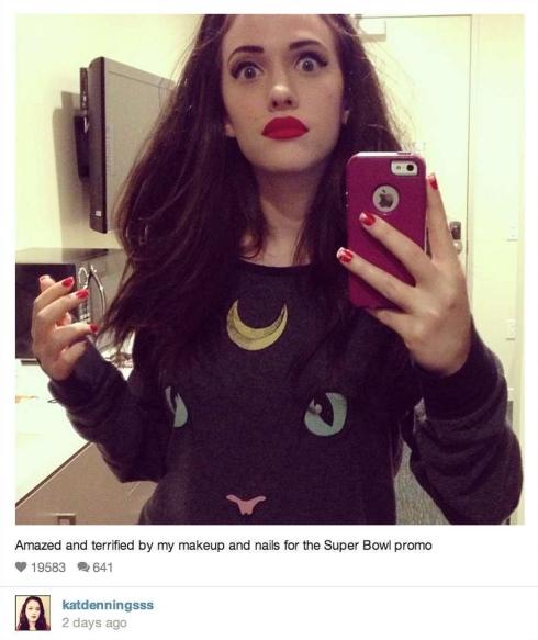 Me too Kat, me too.