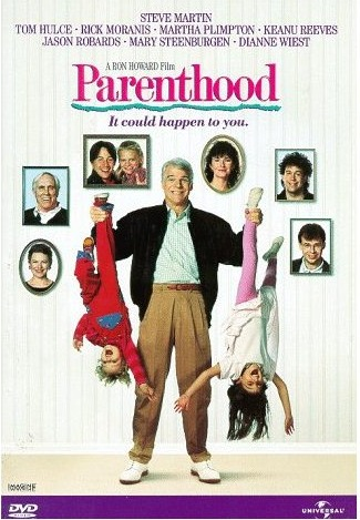 What if this entire post was about the 1989 hit Steve Martin film, Parenthood, instead of the popular television show currently airing with the same title. That would be funny. And topical!