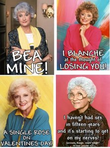 Golden Girls Valentine