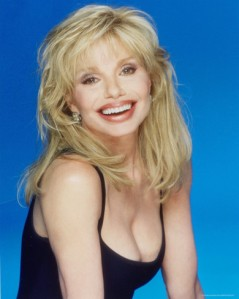 Or Loni Anderson, for that matter.