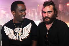 Joaquin and P Diddy