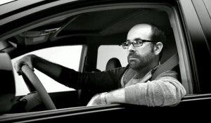 Dad in a minivan