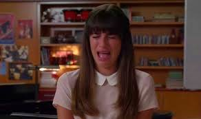 Glee Crying