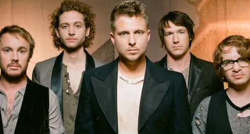 Okay, so I think they're men. But they could be The Fray since I don't know what they look like.