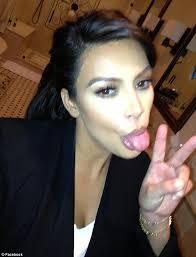 Kim K Selfie 6